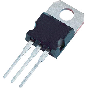 LDO-Spannungsregler, fix, 3,3 V, 800mA, TO-220 TEXAS INSTRUMENTS LM1117T-3.3/NOPB