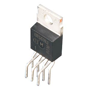 Voltage regulator, 3 A, 5 V, 45 VS, TO-220-7 TEXAS INSTRUMENTS LM2676T-5.0/NOPB
