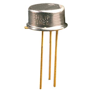 Voltage reference, fixed, 10 V, TO-5 ANALOG DEVICES AD581JHZ