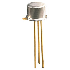 Temperature sensor, measuring transducer, TO-52 ANALOG DEVICES AD590KH