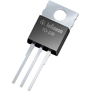 "SPP04N60C3  MOSFET /""CoolMOS™/"" N-Ch 600V 4,5A 50W 0,95R TO220"