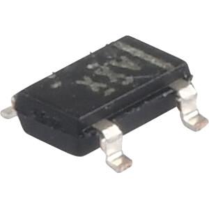 LDO-Spannungsregler, 3,3 V, SOT-5 TEXAS INSTRUMENTS TPS79933DDCT