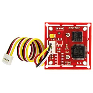 Arduino - Grove Kamera Kit, 640 x 480 Pixel SEEED 101020000