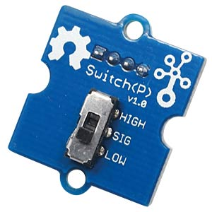 Arduino - Grove Schalter (P) SEEED 101020004