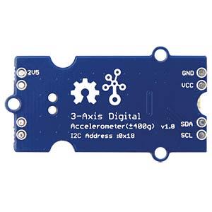 Arduino - Grove 3-Axen Beschleunigungsmesser (±400g), digital SEEED 101020071