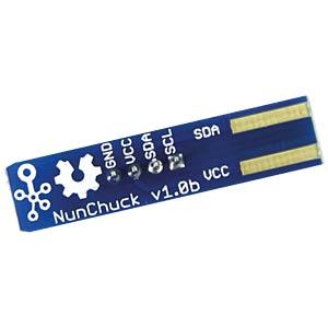 Arduino - Grove Nunchuck SEEED 103020009