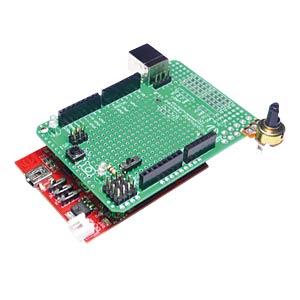Arduino Shield - Protoshield-Kit SEEED 103060000