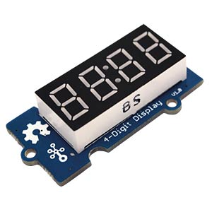 Arduino - Display Grove 4-Zahlen SEEED 104030003