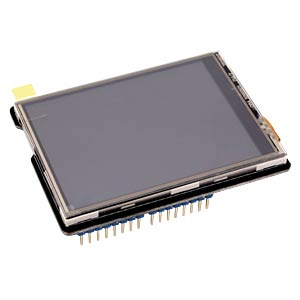 Arduino Shield - LCD-TFT-Touch, 2,8, V2.0 SEEED 104030004