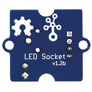 Arduino - Grove LED, 5 mm, blau SEEED 104030010