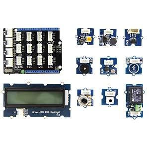 Arduino - Grove Starter Kit V3 SEEED 110060024