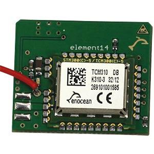 Raspberry Pi - Enocean Pi 868 Mod, 8051 MCU, 868 MHz ENOCEAN ENOCEAN PI 868