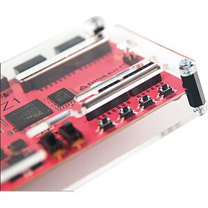 DIGIL 240-113 - Plexiglasabdeckungen: Empfohlener Zusatz für PYNQ-Z1 Board
