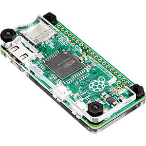 Gehäuse für Raspberry Pi Zero, transparent ADAFRUIT 2883