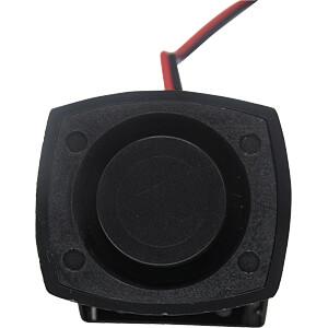 Buzzer, Piezo, Sirene, Flanschmontage, 90 dB, 3900 … 4900 Hz RND COMPONENTS RND 430-00004