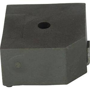Buzzer, Piezo, Dauerton, SMD, 85 dB, 1900 … 2900 Hz RND COMPONENTS RND 430-00011