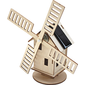 SOL-EXP 40009 - Solar-Bausatz