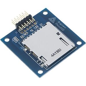 DIGIL 410-123 - Pmod SD: Steckplatz für SD-Karten