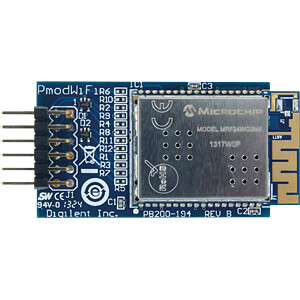DIGIL 410-194 - Pmod WiFi: WiFi-Schnittstelle 802.11g