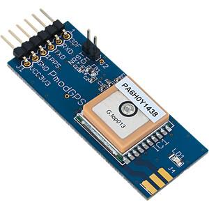 DIGIL 410-237 - Pmod PmodGPS: GPS-Empfängerboard