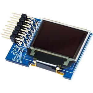DIGIL 410-323 - Pmod OLEDrgb: 96 x 64 RGB OLED-Display mit 16-Bit-Farbauflösung