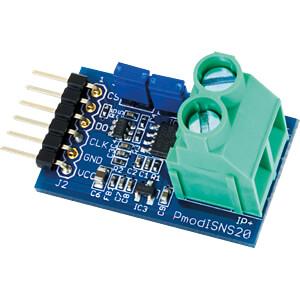 DIGIL 410-325 - Pmod ISNS20: 20A Stromsensor