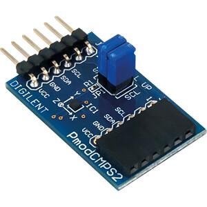 DIGIL 410-355 - Pmod CMPS2: 3-Achsen-Kompass
