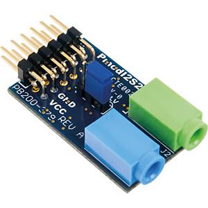 DIGIL 410-379 - Pmod I2S2: Stereo-Audioeingang und -ausgang