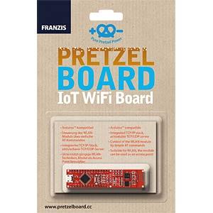 Pretzel Board - IoT WiFi Board FRANZIS-VERLAG 65325-1