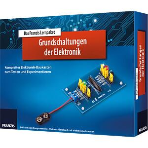 IS 3-645-65361-9 - Lernpaket: Grundschaltungen der Elektronik