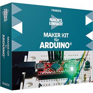 IS 9-631-67084-7 - Arduino - Mach's einfach: Maker Kit für Arduino (DE)