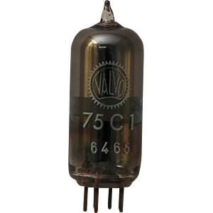 TUBE 75C1 - Elektronenröhre
