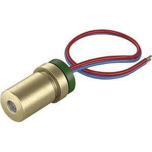 dot laser module, red, 650 nm, 5 VDC, 7x14 mm, class 2 PICOTRONIC 70108880