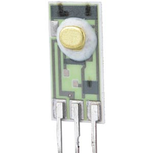 Hall sensor, linear, ceramic, SIP HONEYWELL 91SS12-2