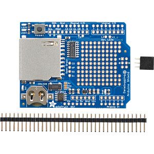 Arduino Shield - Datenerfassungs-Shield ADAFRUIT 1141