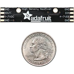 Entwicklerboards - NeoPixel-Stick mit 8 RGB-LEDs ADAFRUIT 1426