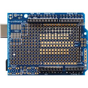Arduino Shield - Protoshield für Arduino-Kit, stapelbar ADAFRUIT 2077