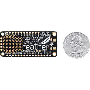 Adafruit Feather M0 Basic Proto ADAFRUIT 2772