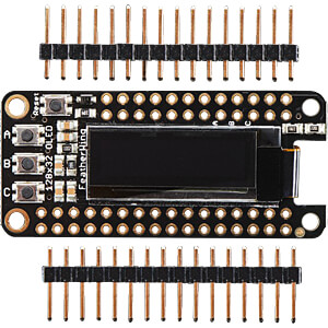 Entwicklerboards - FeatherWing OLED-Addon ADAFRUIT 2900