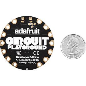 Entwicklerboards - Adafruit Circuit Playground Classic ADAFRUIT 3000