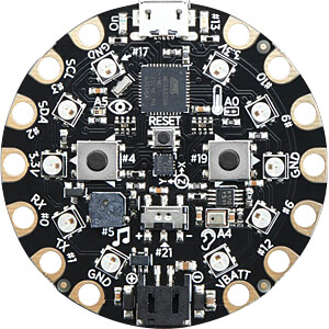 Adafruit Circuit Playground Classic ADAFRUIT 3000