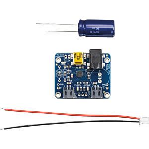 Entwicklerboards - Ladegerät für Li-Ion / LiPo Akkus, USB / DC / ADAFRUIT 390