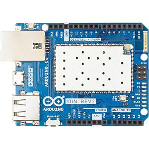 Arduino Yun Rev. 2, ATmega32u4, Ethernet, Wi-Fi ARDUINO ABX00020