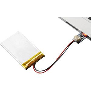 Entwicklerboards - Ladegerät für Li-Ion / LiPo Akkus ADAFRUIT 1304