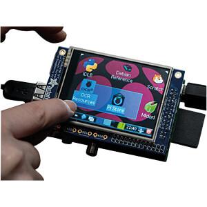 Raspberry Pi - Display LCD-Touch, 2,8, 320x240 Pixel ADAFRUIT 1601