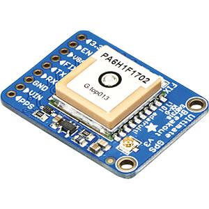 Entwicklerboards - GPS Breakout-Platine ADAFRUIT 746