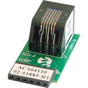 AC 164110 MIC - Adapter RJ-11 auf ICSP