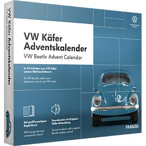 ADV20 67098-4 - Adventskalender 2020 - VW Käfer