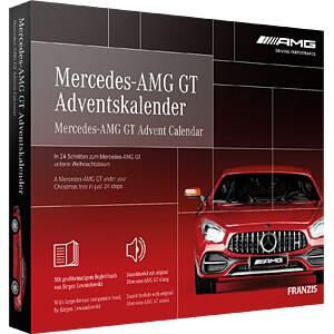 ADV20 67103-5 - Adventskalender 2020 - Mercedes-AMG GT