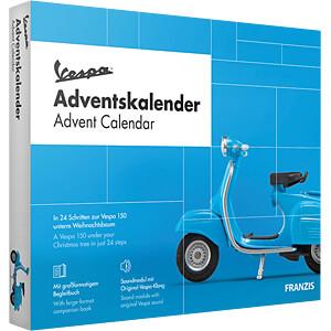 ADV20 67109-7 - Adventskalender 2020 - Vespa